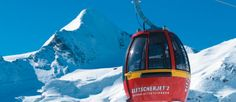 Zell Am See, Ski Lift, Outdoor Gear, Skiing, Tent, Cable, Modern, Image, Winter Vacations
