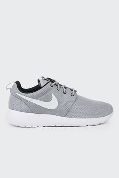 GOOD AS GOLD   Online Clothing Store   Mens & Womens Fashion   Streetwear   NZ — Womens Roshe Run - wolf grey/white-black   Nike