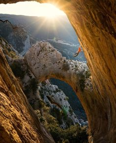 From @magmidt | Catching the early sun with @rannveigaamodt Photo: @janvincentkleine @norrona #welcometonature #outside #catalunya #spain | Posted on January 20, 2017