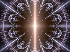 Light Digital Art - Light Within by Barbara A Lane