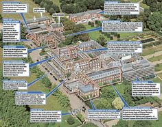 The arrival of Eugenie, 26, who has been sharing a four-bedroom apartment in St James's Palace with her sister Princess Beatrice, 28, completes a transformation in the fortunes of 'KP', as Diana called it.