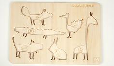 Animals - fimbuldesign Animal Puzzle, Animals, Design, Animales, Animaux, Animal, Design Comics, Animais, Dieren