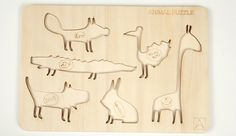 Animals - fimbuldesign Animal Puzzle, Animals, Design, Animales, Animaux, Animal, Animais