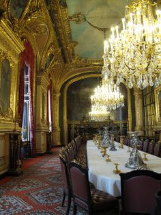 Louvre Museum -| Apartments of Napoleon III