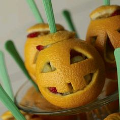 Awesome idea for kids Halloween Party