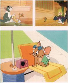 Tom and Jerry Hanna Barbera