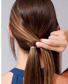 5 peinados fáciles paso a paso para diario | Belleza