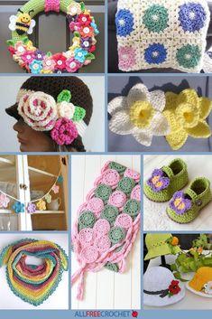 Fun springy Knitting Crochet Needlework Book Gift tote