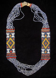 Naga necklace.