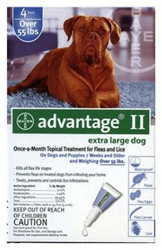 12pk dog 21 55 lbs http www thepuppy org advantage ii 12pk dog 21