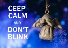 Weeping angels....