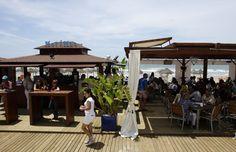 #chiringuito #muno #playa #verano Chiringuito modelo Polanco en Cadiz