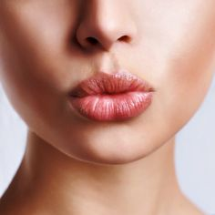 3 to 5 cellular layers of skin rest upon your lips so it's important that your beauty regimen includes them too. Frequently having dry chapped lips causes them to age faster. Look for lip balm that contains glycerin to help keep your smackers hydrated.