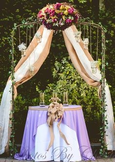 Our Beautiful Arch Materials All From Hobby Lobby Decorated By My Lovely Bridesmaids And