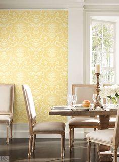 Wallpaper gold. Tapet Auriu