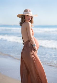 beach - Tags: maternity, pregnant, style, fashion, vogue, mstreinta -