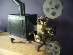 Unknown 35mm projector