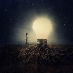 HUBBLOG: ARTE: Sarolta Bán e i sogni di pixel.