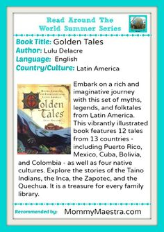 Mommy Maestra: Read Around the World: Golden Tales