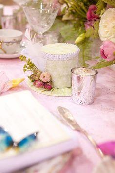 vintage wedding table ideas