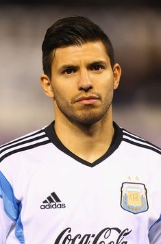 Sergio Aguero (Argentina) | The 23 Hottest Guys Left In The World Cup