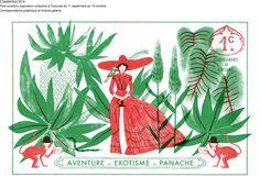 Dessins-carnet Anne Laval