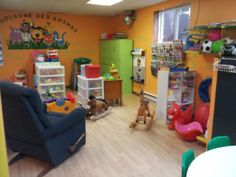 place en garderie Canada, Place, Day Care