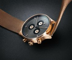 Read These Cronometrics Watches Are Unbelievably Stylish