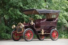 1909 Buick Model F Touring Vintage Cars, Antique Cars, Automobile, Buick Models, Buick Cars, Buick Roadmaster, American Motors, Us Cars, Car Pictures