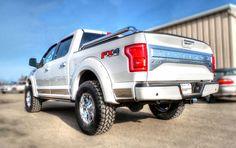 Kentwood Kustoms 2015 #Ford F-150 Platinum