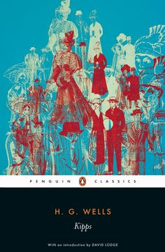 Kipps (Penguin Classics): H.G. Wells, Simon James, David Lodge: 9780141441108: Amazon.com: Books