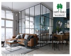 Fine Idee Deco Chambre Style Loft that you must know, You?re in good company if you?re looking for Idee Deco Chambre Style Loft Small Apartment Bedrooms, Apartment Bedroom Decor, Apartment Design, Small Apartments, Bedroom Wall, Micro Apartment, Bedroom Ideas, Studio Apartments, Apartment Interior