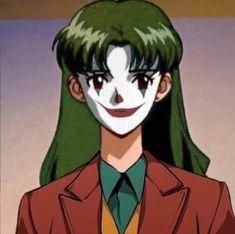 Sad Anime, Anime Demon, Death Note, Saitama One Punch Man, Ironic Memes, Butler Anime, Joker Cosplay, Neon Genesis Evangelion, Kawaii Girl