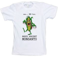 March Against Monsanto | T-SHIRTS