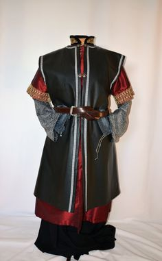Boromir costume Medieval King Lord Knight by TheCenturiesChest, $450.00