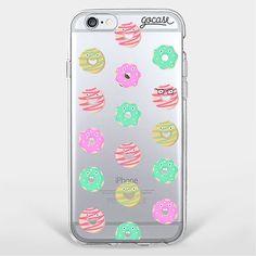Custom Phone Case Happy Donuts