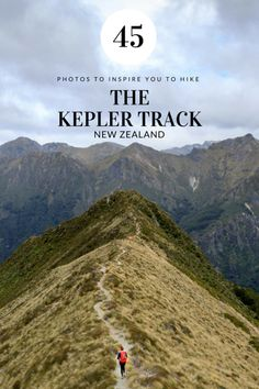 45 photos to inspire you to walk our favourite Great Walk of New Zealand so far, the Kepler Track. New Zealand Itinerary, New Zealand Travel Guide, New Zealand North, New Zealand South Island, Backpacking Europe, Travel Couple, Family Travel, Travel Guides, Travel Tips