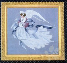 Gallery.ru / Фото #87 - Lavender & Lace - Dora2012
