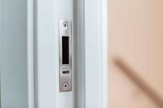 Mardeco M-series striker plate Pocket door hardware, Sliding door Hardware, Flush Pull, Recessed handle