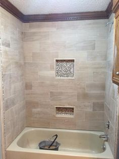 Wall tile Daltile Parkwood Beige 7 in. x 20 in. Ceramic Floor and Wall Tile (10.89 sq. ft. / case) PD12720HD1P2 at The Home Depot - Mobile
