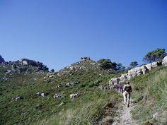 #CASARABONELA_ Sierra Prieta, esta #ruta  parte del precioso pueblo de Casarabonela, una excelente oportunidad para pasear por esta localidad malagueña, integrada dentro del Parque Natural Sierra de las Nieves. La ruta tiene una distancia de 16 Km (ida) y un tiempo estimado de 3 horas. A lo largo de todo el recorrido se difruta de una amplia panorámica  del Valle del Guadalhorce y de lugares como el como Puerto Martínez, el Hueco de los Hornaos, el Llano de Cháchara o el Puerto de la Madera.