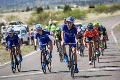 Katie Hall takes stage 1 of the Tour of the Gila