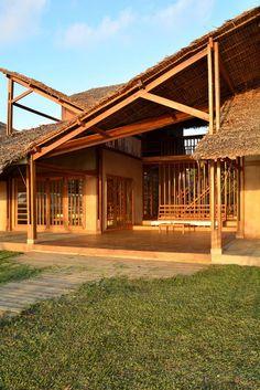 Under the Sails   Nhà ở Nosy Be, Madagascar – SCEG Architects   KIẾN TRÚC NHÀ NGÓI