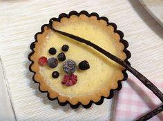 Tartaletky zapečené se žloutkovým krémem Cheesecake, Pizza, Blog, Cheesecakes, Blogging, Cherry Cheesecake Shooters