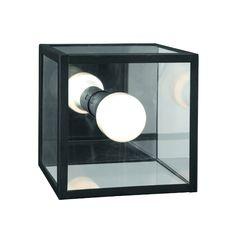NAMUR - Applique Extérieur Noir   Luminaire d'extérieur Philips designé par Philips   LightOnline
