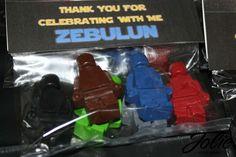 Star Wars Lego 7th Birthday   CatchMyParty.com