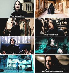 R.I.P. Alan Rickman - our Severus Snape....// This evening, I found out that he died of cancer.