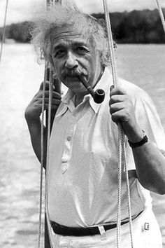 Einstein. Intelligence was, is and will forever be sexy. :)