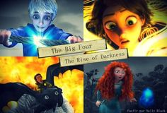 The Big Four - The Rise of Darkness, capítulo 20 | Nyah! Fanfiction
