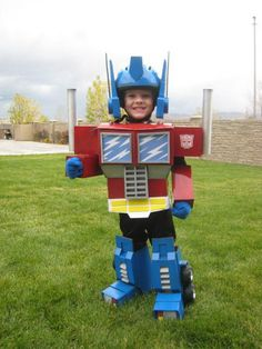 Costume Ideas / Optimus Prime Transformer
